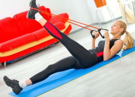 Karın Yağları Eritme Egzersizi
