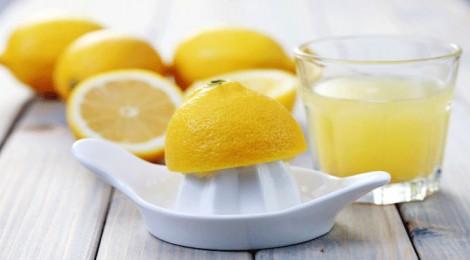 Limon Suyu İle Saç Bakımı