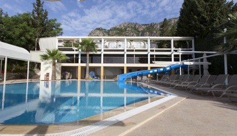 Mavi Deniz Otel 2016