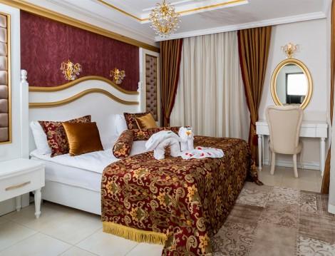 Modern Saraylar Otel İslami Oteller 2016