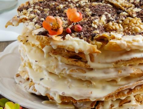 Napolyon Pasta Nasıl Yapılır Tarifi