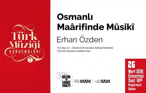 Türk Müziği Konuşmaları