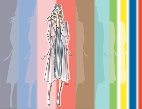 12 Farklı Kombin Önerisi ile 2016 Yaz Renkleri