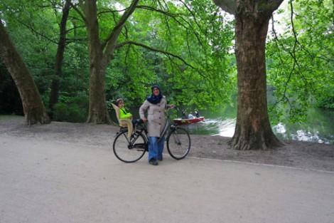 Tiergarten Berlin Almanya
