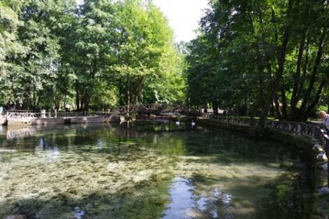 Vrelo Bosne Parkı Saraybosna
