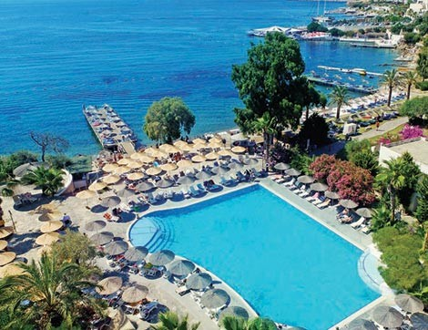 Bodrum'un İlk Denize Sıfır Alternatif Tatil Köyü 1453 Bodrum Resort Hotel & Spa