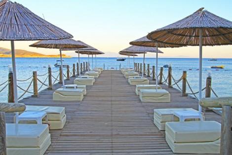1453 Bodrum Resort Hotel Plaj