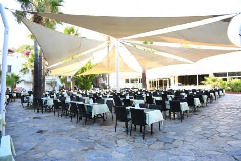 1453 Bodrum Resort Hotel Yemek Alanları
