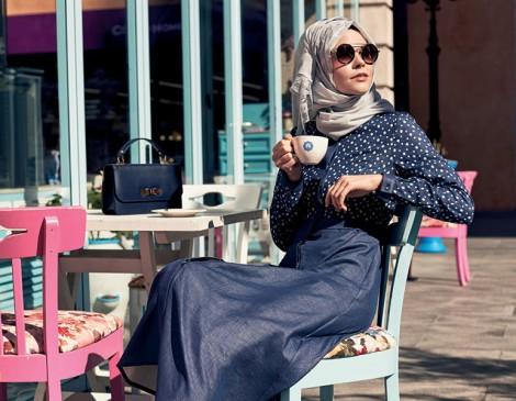 2016 İlkbahar Tesettür Giyim Modelleri Nihan