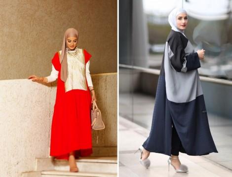 2016 Tesettür Giyim Tarzları