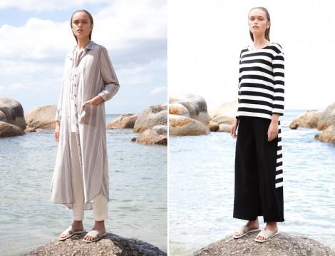 2016 Tesettür Giyim Tatil Kıyafetleri