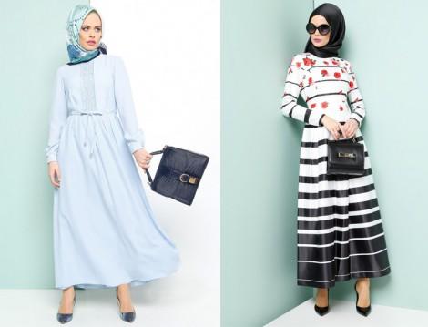 Armine 2016 İlkbahar Yaz Elbise Modelleri