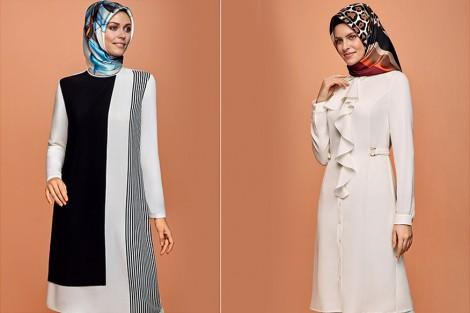 Armine 2016 Yaz Tunik ve Kap Modelleri