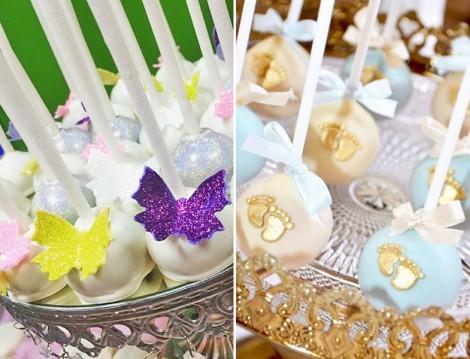 Eşsiz Tadlar Atolyesi El Yapımı Taze Cakepops