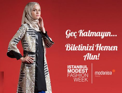 Modanisa Istanbul Modest Fashion Week (IMFW)