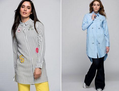 Normcore Trendi Tesettür Giyim 2016