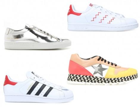 Spor Ayakkabı Modelleri 2016