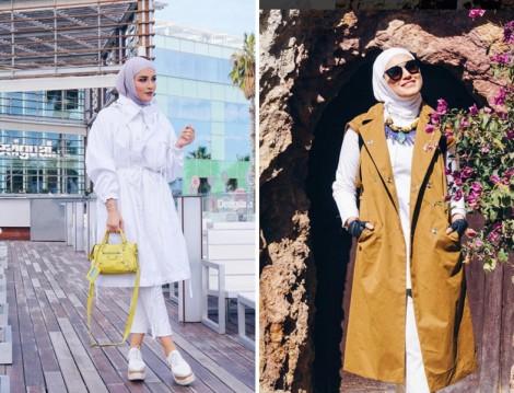 Tesettür Giyim 2016 Bahar Stilleri
