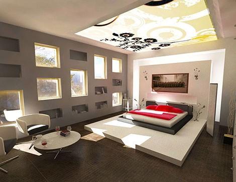 Ev Dekorasyonunda Yer Yatağı Modası
