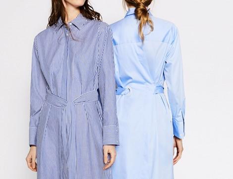 Zara 2016 İlkbahar-Yaz Koleksiyonundan Kap ve Tunik Modelleri