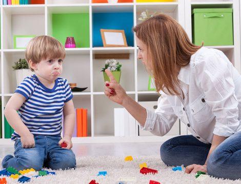 Çocuk Yetiştirmede Cezasız Disiplin Yöntemi