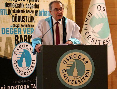 Üsküdar Üniversitesi Rektörü Prof.Dr. Nevzat Tarhan