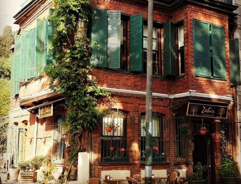 Alkolsüz Mekanlar Kuzguncuk Zahir Art Cafe