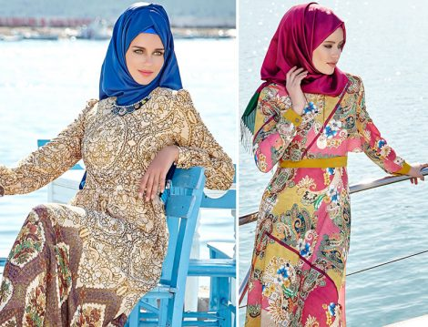 Alvina 2016 İlkbahar Yaz Elbise Modelleri