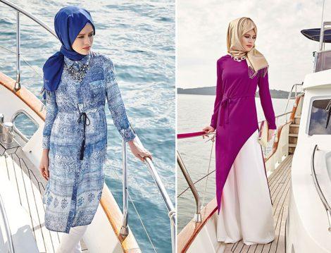 Alvina 2016 Yaz Tunik Modelleri