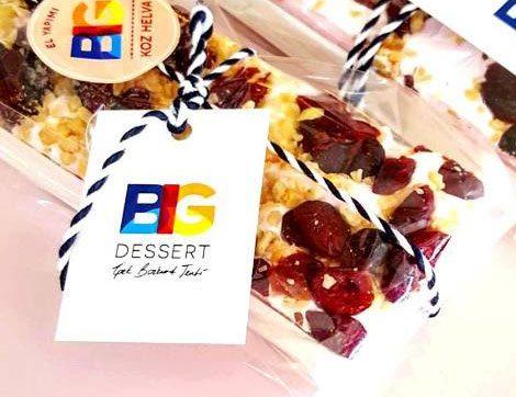 Asırlık Koz Helvalar Big Dessert'te
