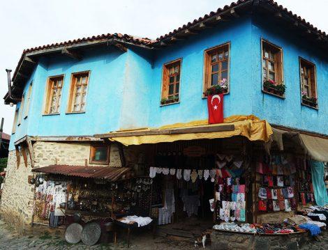 Bursa Cumakızık Köyü