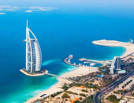 Ortadoğu'da Turizmin Başkenti: Dubai