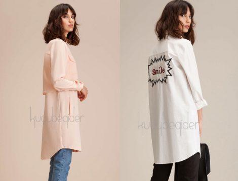 Kuaybe Gider 2016 Özel Tasarım Tunik Modelleri