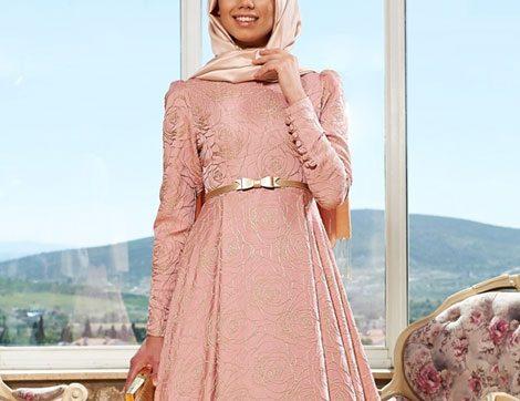 Mevra'dan Mezuniyet Gecelerine Özel Tesettür Abiye Elbiseler