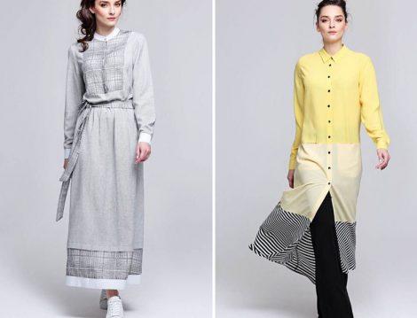 Nars Tesettür Giyim Modelleri
