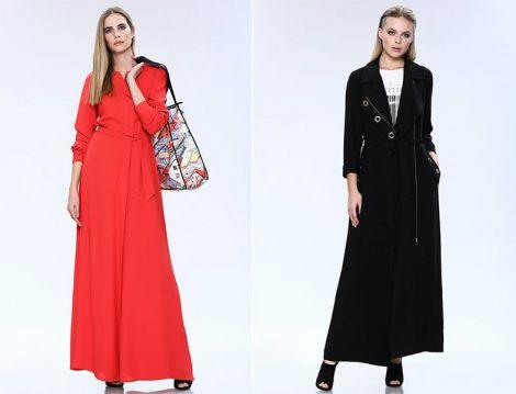 SCL 2016 İlkbahar Yaz Pardesü ve Elbise Modelleri
