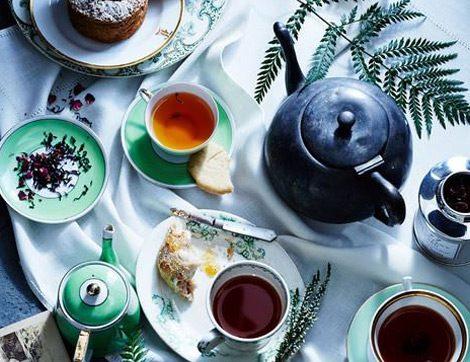 Tea Shop Arnavutköy'de Chado Lezzetleri