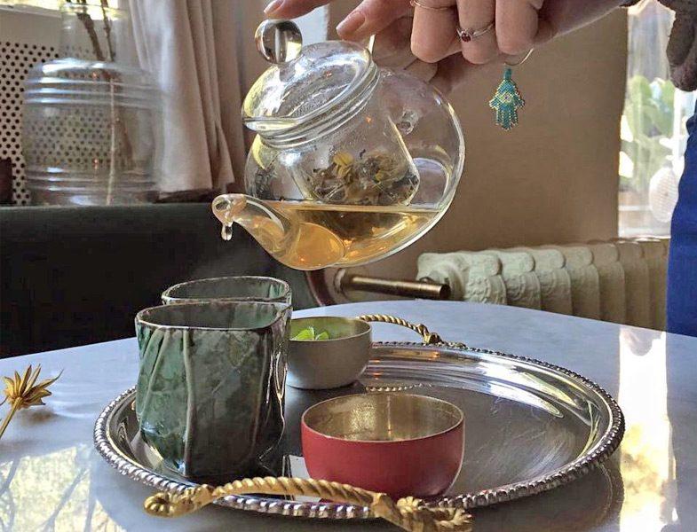 Tea Shop Chado Alkolsüz Mekanlar