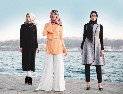Tekbir Giyim 2016 İlbahar Yaz Esra Tekbir Koleksiyonu