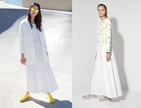 Tesettür Genç Ofis Giyim Modelleri 2016