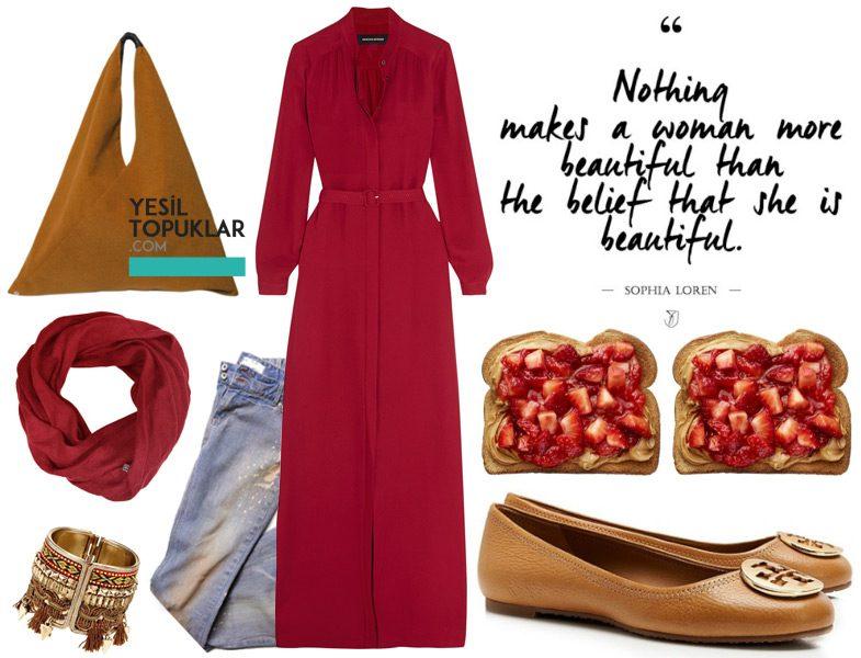 Tesettür Giyim Kombinleri 2016 Yaz