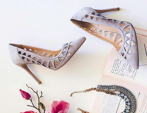 İnci Deri 2016 İlkbahar/Yaz Lazer Kesim Ayakkabı Modelleri