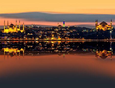 İstanbul Avrupa Yakası İftar Mekanları (2016)