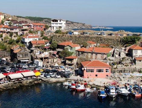İstanbul Yakınlarında Gidebilecek 5 Yer Önerisi (Garipçe Köyü)