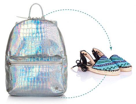 2016 Yaz Ayakkabı ve Çanta Modelleri