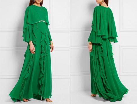 2016 Yaz Tesettür Abiye Elbise Modelleri