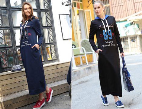 2016 Yaz Tesettür Giyim Modelleri