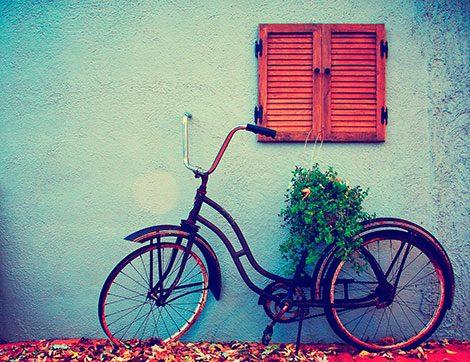 Torununuzun Bisikleti Aslında Ninenizin Çamaşır Makinesiydi!
