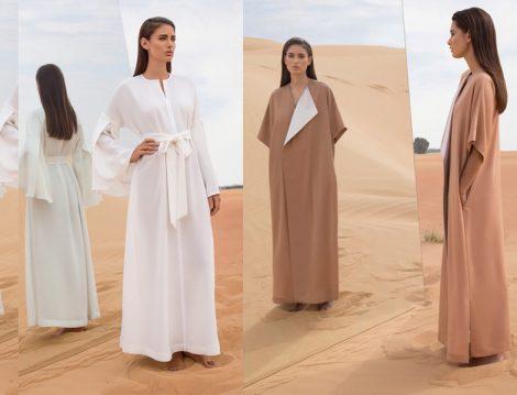 Dubai Abaya Ferace Modelleri 2016