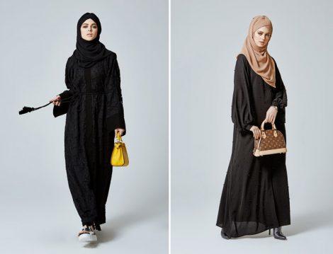 Feradje Ferace ve Abaya Modelleri 2016
